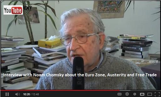 chomsky austeridade